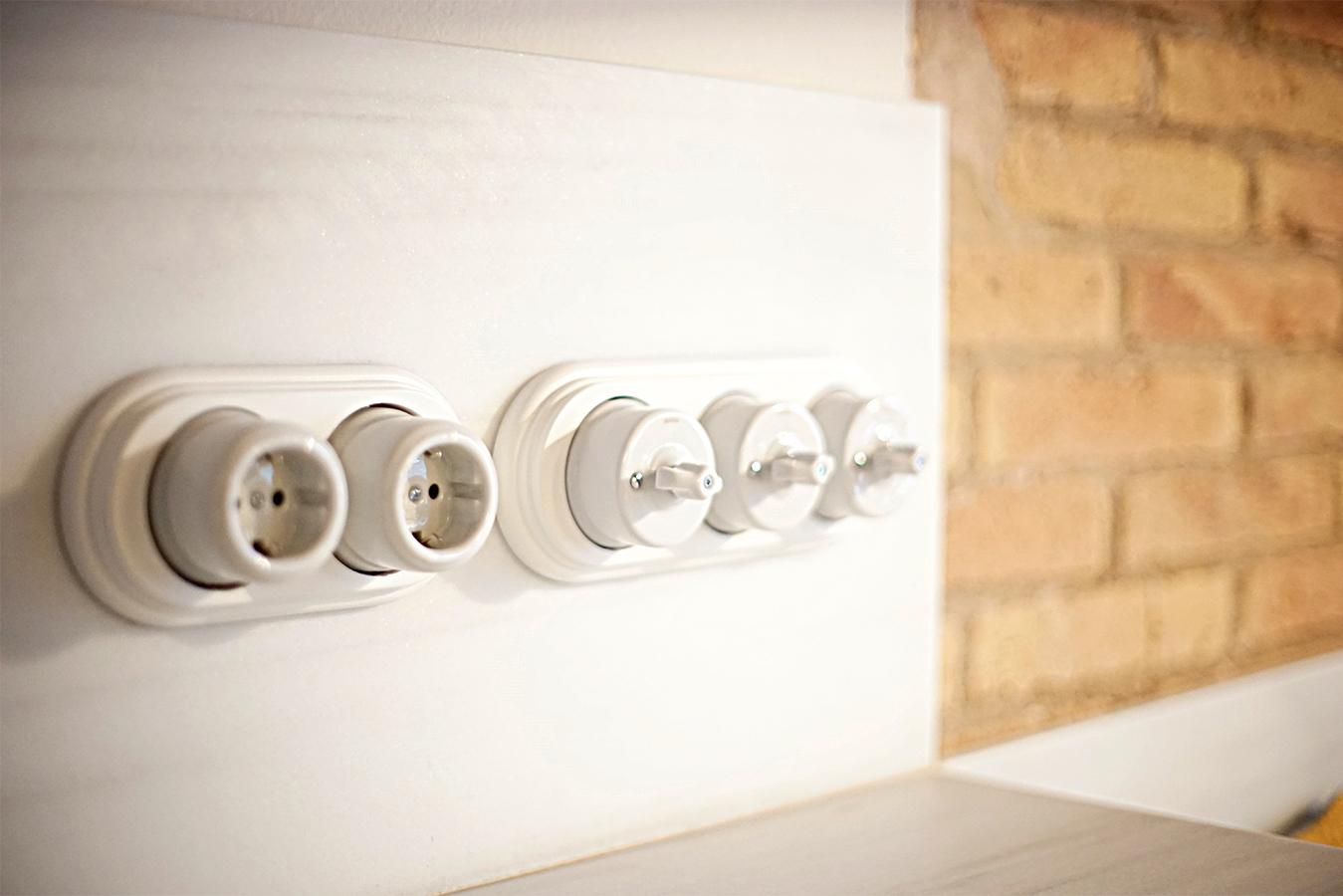 interruptores de cerámica
