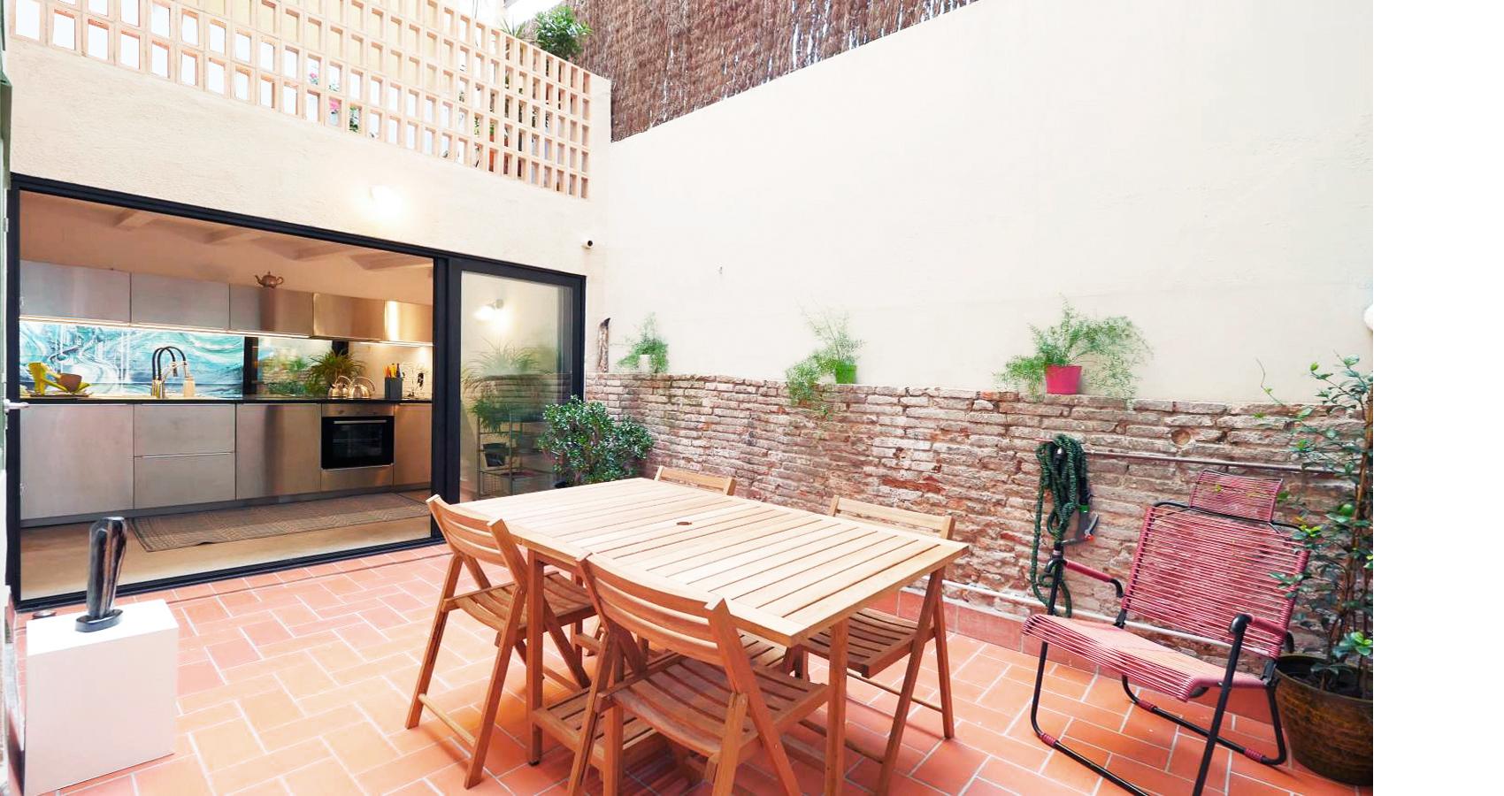 patio posterior